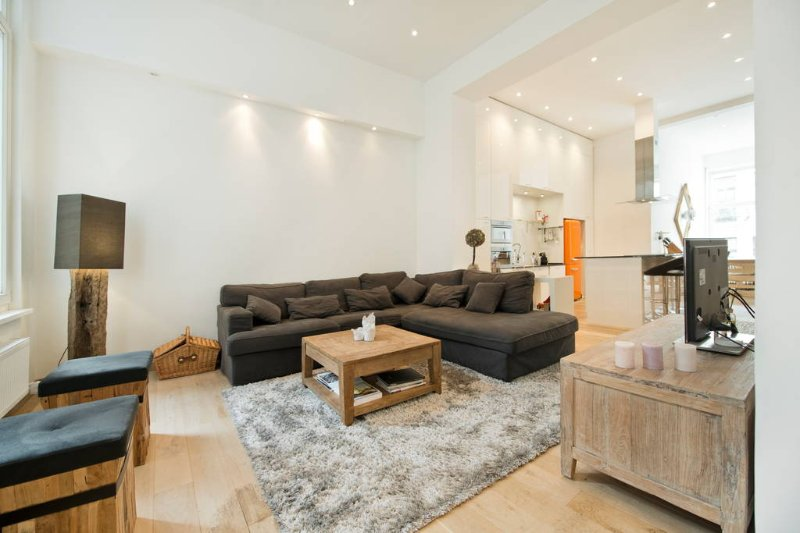 Duplex 160m² with sauna and piano, vacation rental in Antwerp