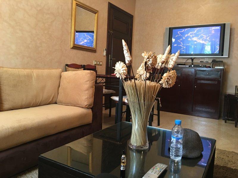 tres jolie appartement neuf et bien entretenu, alquiler de vacaciones en Nouaceur