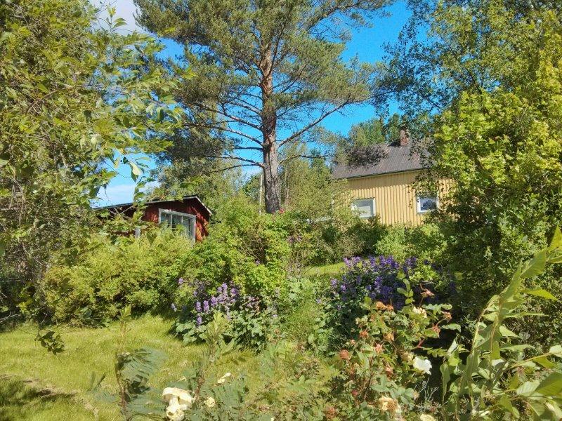 Ferienhaus Hohe Küste Schweden, vacation rental in Midnight Sun Coast