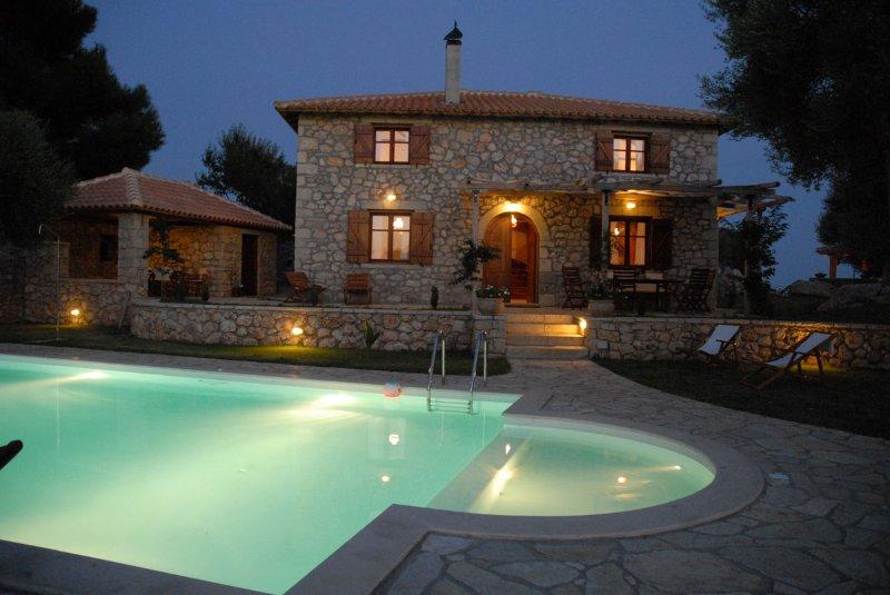 Palagio di Orio - Villa Marina, aluguéis de temporada em Lefkada Town