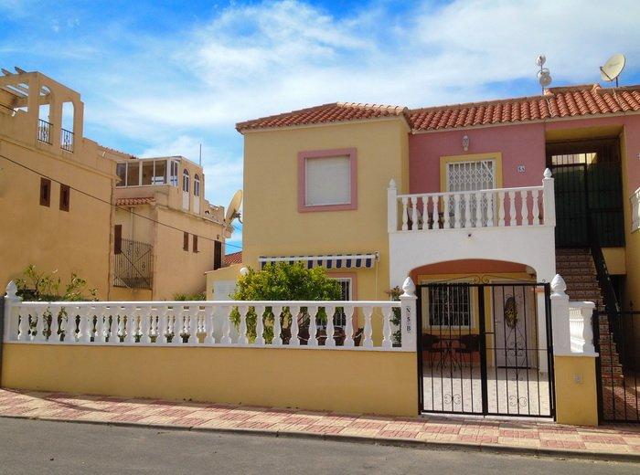 Torrevieja, Urb El Chaparral, Appt 3 Ch , 75 M2, location de vacances à El Chaparral