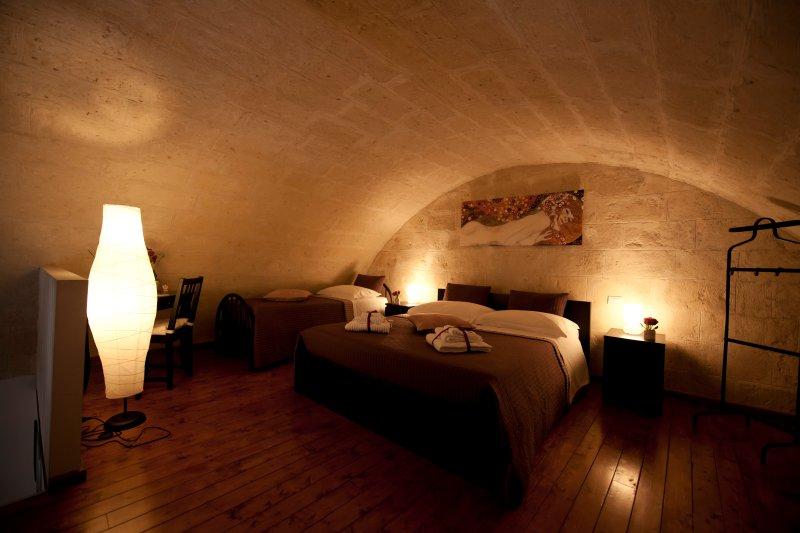 Dormitorio en el entrepiso