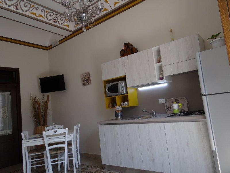 Casa vacanza Giani, holiday rental in Terrasini