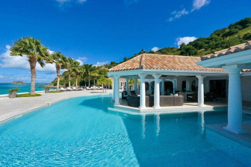 PETITE PLAGE IV.. Luxury 5BR Vacation Villa, Grand Case, St Martin