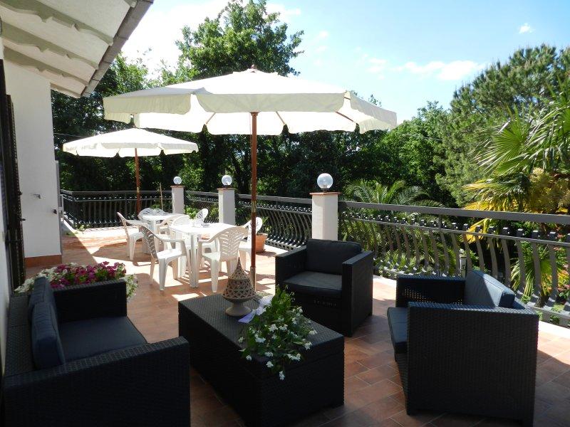 B&B VILLA MARIA RELAX E CONFORT, vacation rental in San Gemini