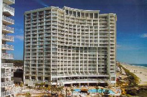Sea Watch, the Resort, North Tower with all of the amenities in this tower. (Largest Pool, DJ, BBQ)
