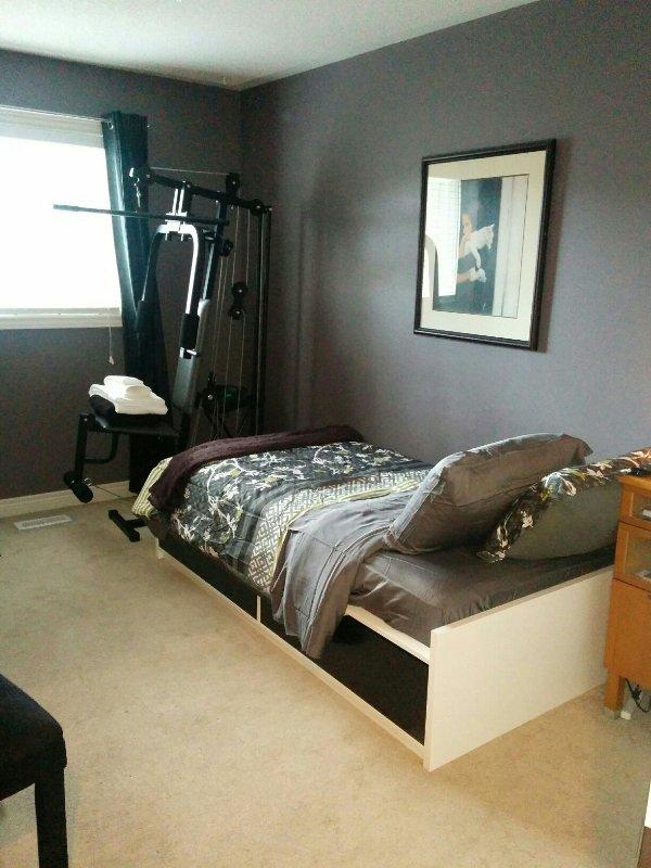 cómoda habitación individual