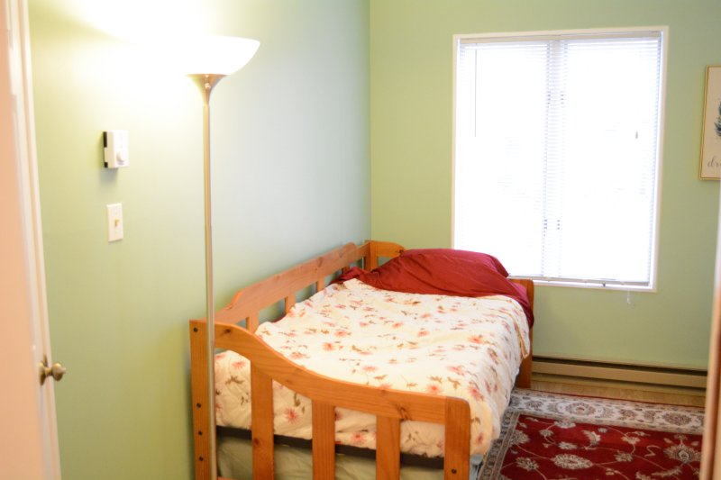 Twin trundle (a pull out twin bed under)