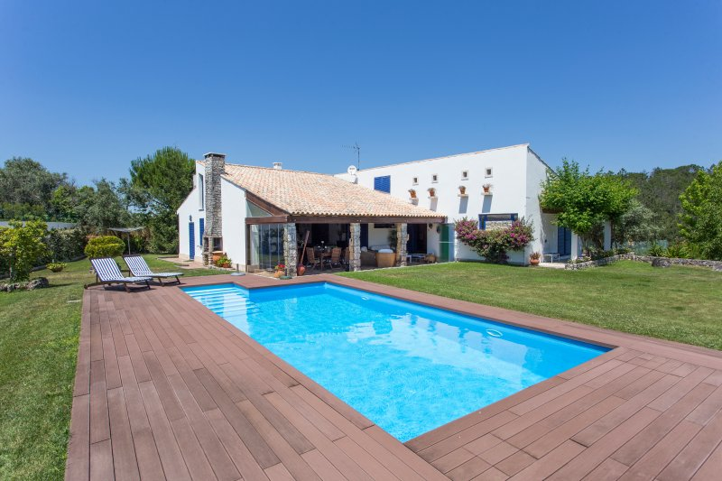 TENNIS , POOL, Excellent Villa, holiday rental in Coimbra District