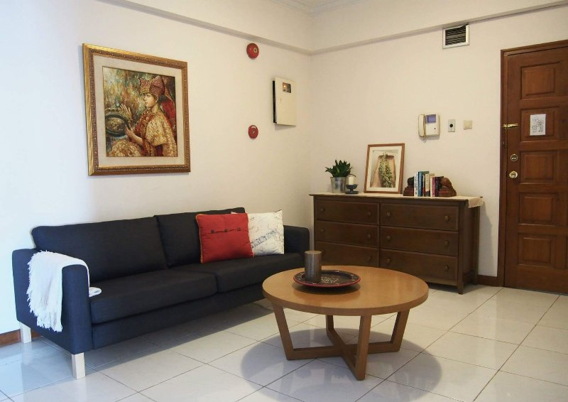 3-BDR City Condo, Vicinity of Istiqlal, Monas!, holiday rental in Jakarta
