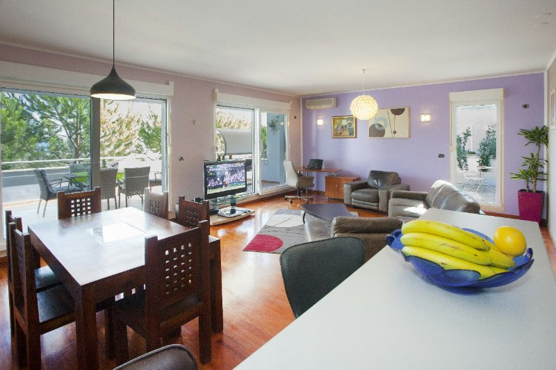 Has Cable Satellite Tv And Air Conditioning Rental In Split Croatia