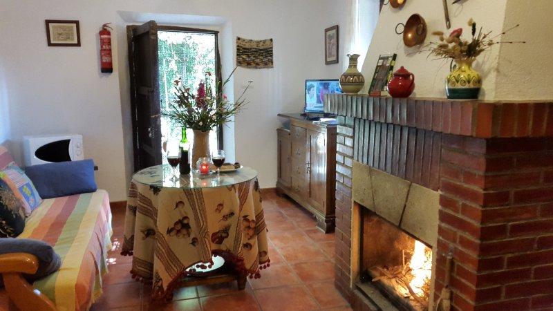 Saloncito kitchen