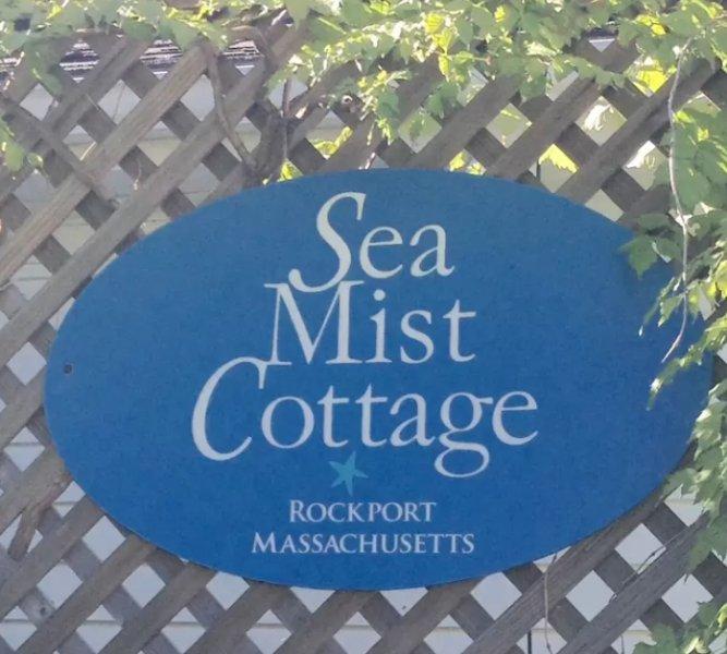 Marchez jusqu'à la plage de Sea Mist Cottage.