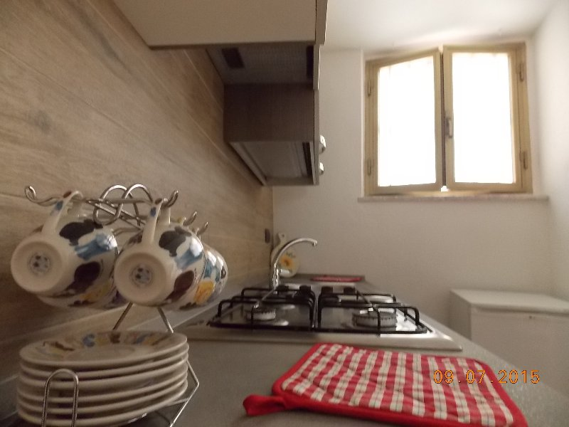 mini appartamento Franca, holiday rental in Castelluccio Superiore