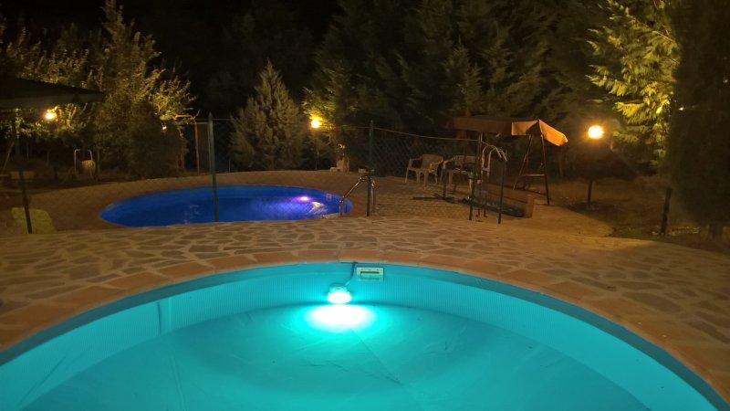 Tamerici House -camere nel verde - villino con 12 posti letto (3 suites 2+2), vacation rental in San Gemini