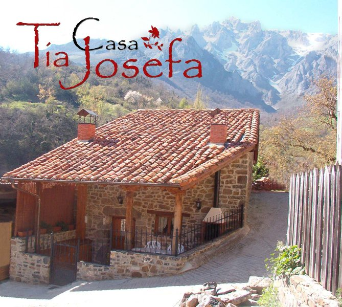 Casa Rural Tia Josefa. Lon - Potes, holiday rental in Arguebanes