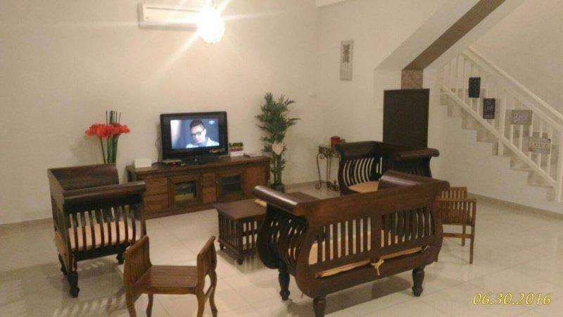 Malacca KSB Homestay, Malaysia 马六甲寄宿家园, location de vacances à Klebang