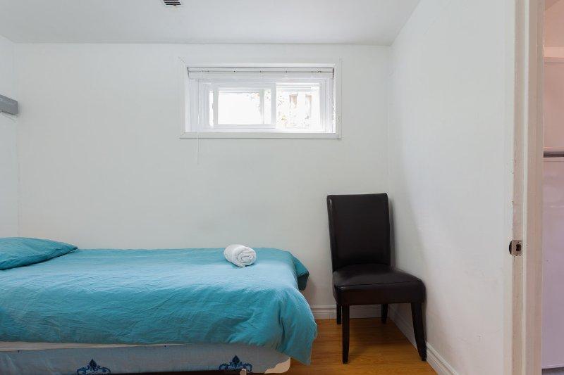 Bajo el dormitorio # 4 con 2 camas individuales