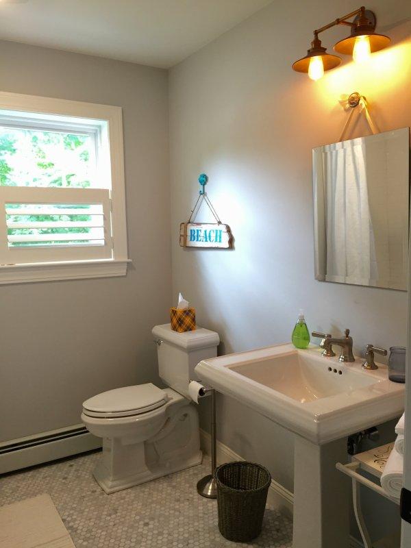 Guest Full Bath