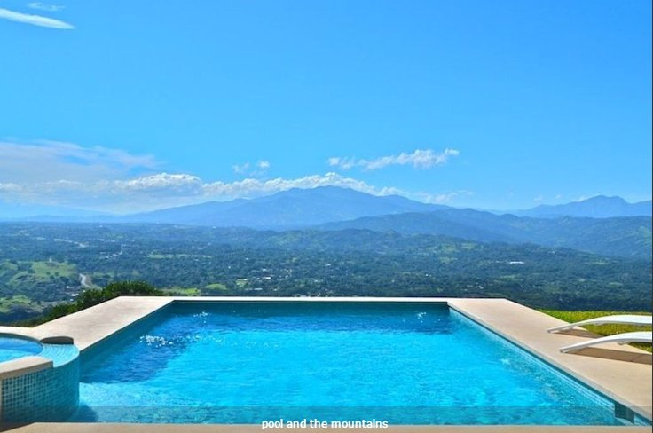 New 3 BR 3 BA Villa with the Best Views in Atenas, location de vacances à Mercedes