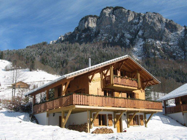 Chalet L'Aiglon - Abondance, holiday rental in Vacheresse