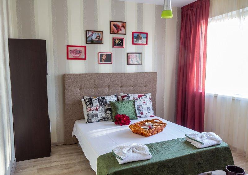 Amplio apartamento, cómodo -Centro Varna