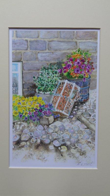 Arte originale è disponibile nel cottage di acquistare vedere alphacraftsandart popolaresco per altre immagini