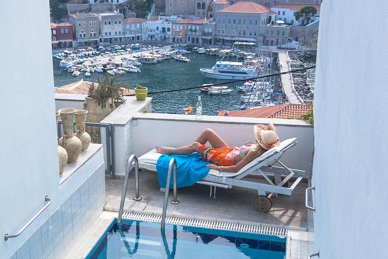 Villa Sunset, holiday rental in Hydra