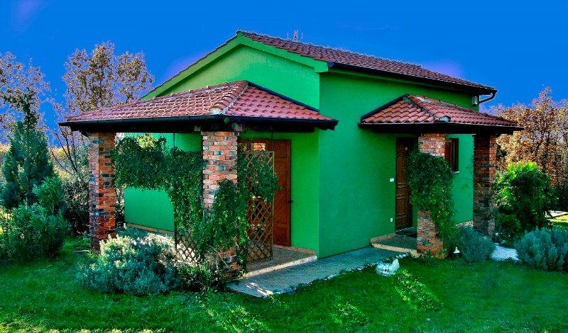 Croatia Rovinj Apartment Aruba Green, alquiler de vacaciones en Sveti Lovrec