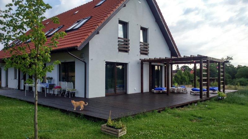 Nuestra casa de campo Siedlisko Gregorowo