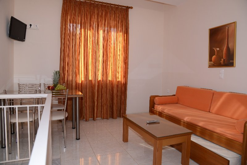 One Bedroom Apartment (Split Level) for 4 people