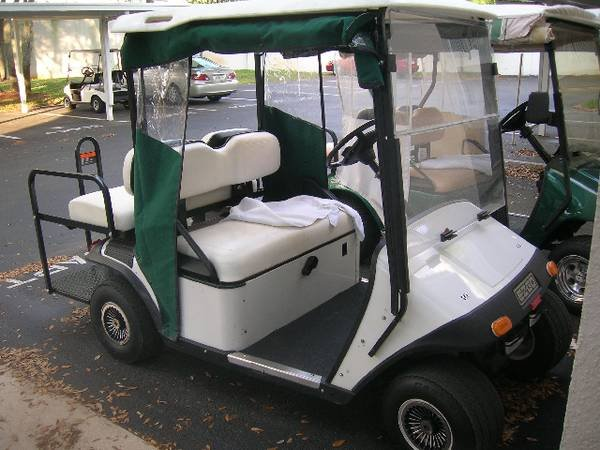 Renter has use of. Golf cart on premises