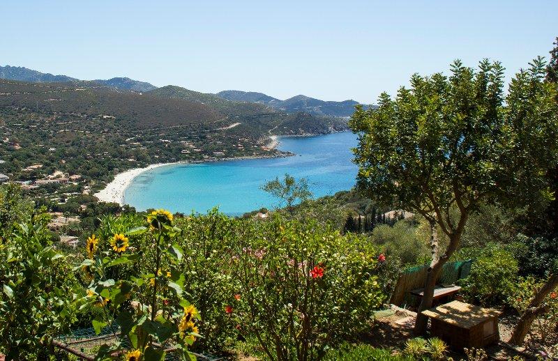 View from Ibisco garden