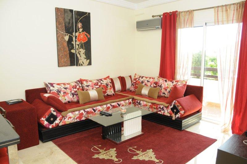 Sunset Apartment at Marina Agadir, holiday rental in Agadir