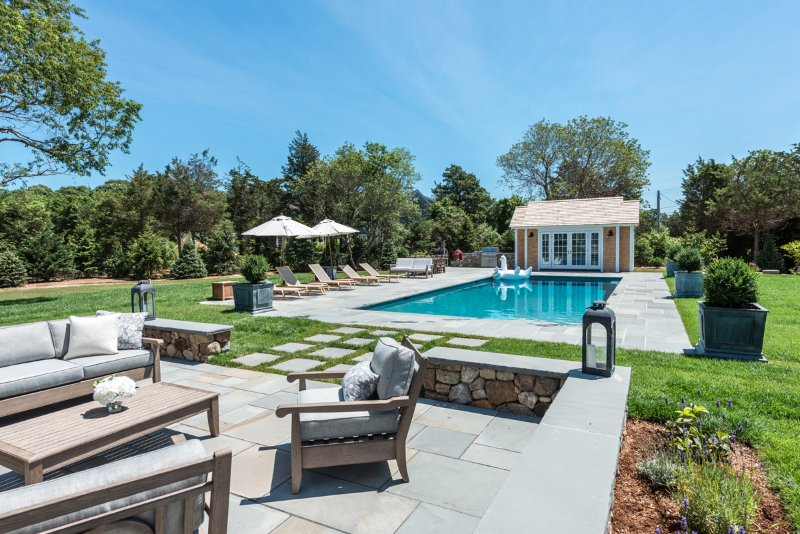 Outdoor Patio, Piscina, Area personalizzata Grill, Pool House con TV