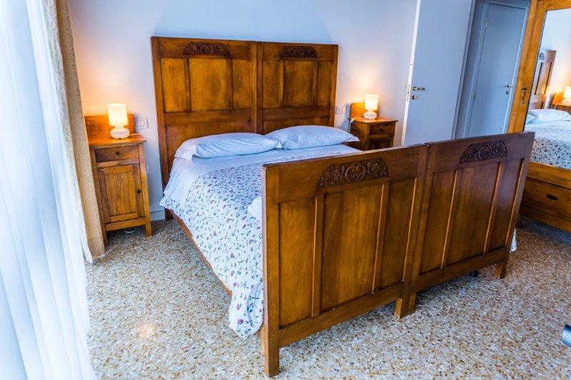 AGRITURISMO DAI GOBBI Apartment 'Castagno', holiday rental in Bertigo