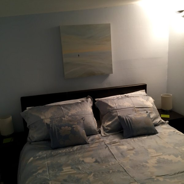 Bedroom with 5ft bed