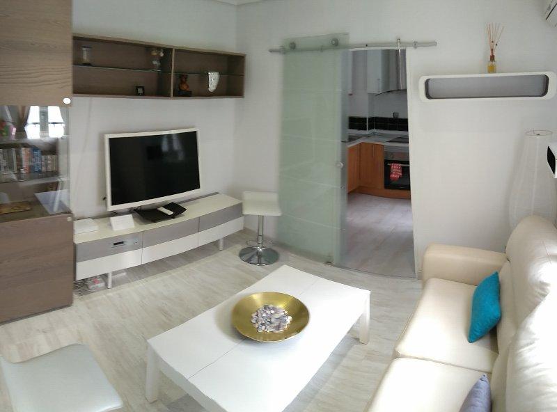 Precioso Apto. en Barrio Letras, vacation rental in Madrid