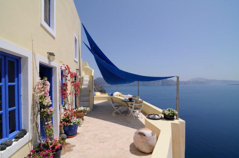 Ilivatos stunning view