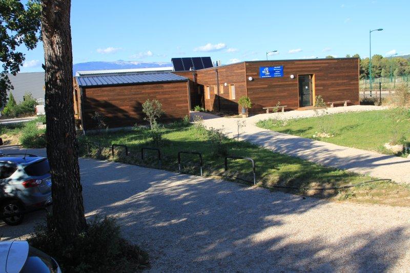 hébergement cyclistes Ventoux Provence, location de vacances à Venasque