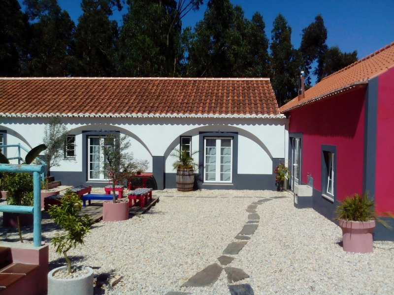 B & B da Mata | Silver Coast, holiday rental in Carvalhal