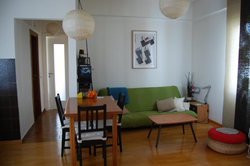Cosy apartment near the sea, holiday rental in Moschato