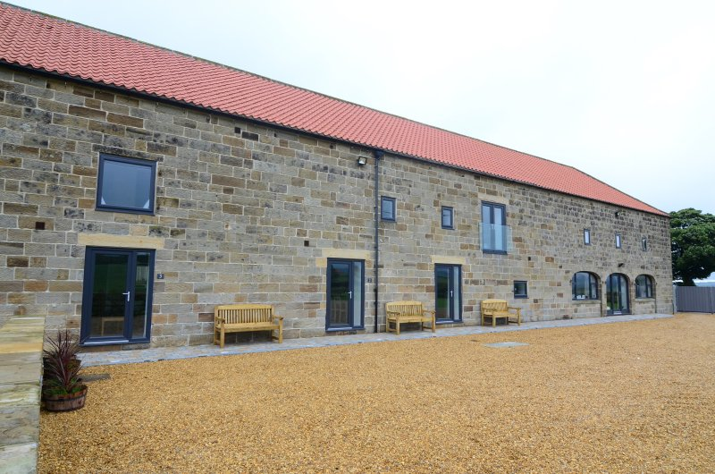 3. The Granary Cottages 3, Ferienwohnung in Briggswath