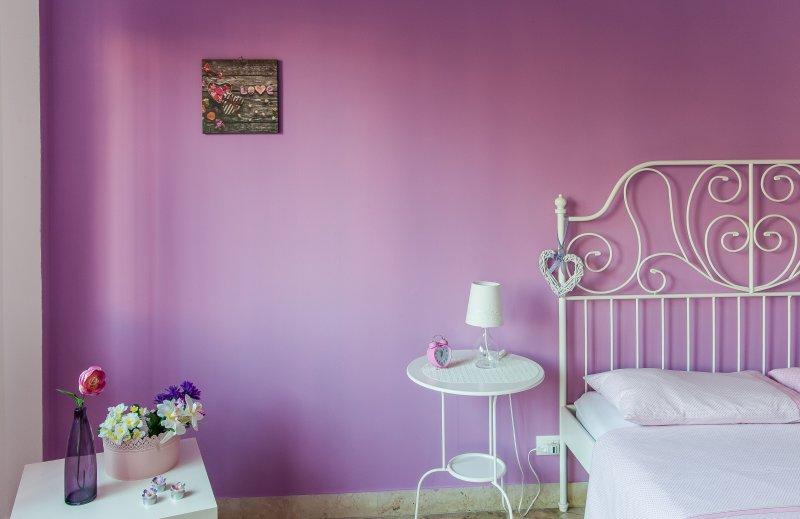 """""""Wisteria"""", dormitorio principal"""