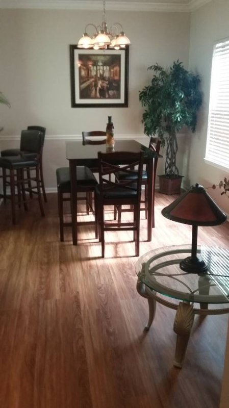 2 BEDROOM TUSCANY END UNIT CONDO, vacation rental in Tampa