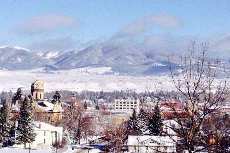 Lewistown - El corazón de Montana