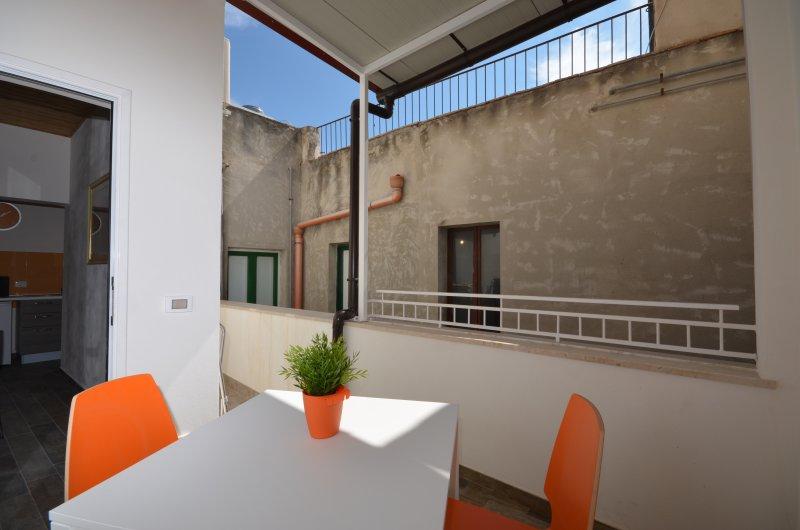 Terranova Appartamenti, holiday rental in Trapani