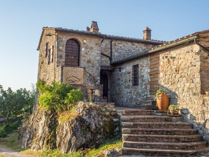 Poggio alla Rocca - SOLE, holiday rental in Civitella Paganico