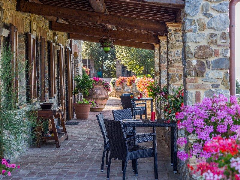 Poggio alla Rocca - GINESTRA, holiday rental in Civitella Paganico