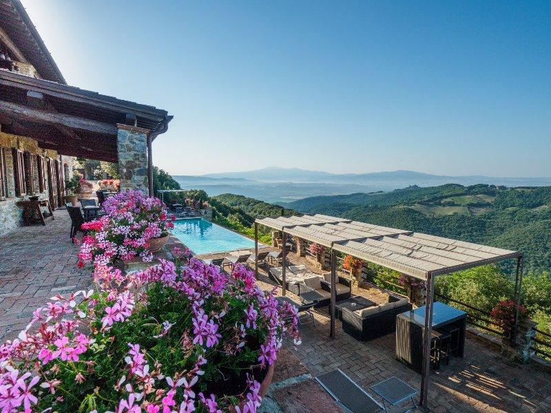 Poggio alla Rocca - CORBEZZOLO, holiday rental in Civitella Paganico